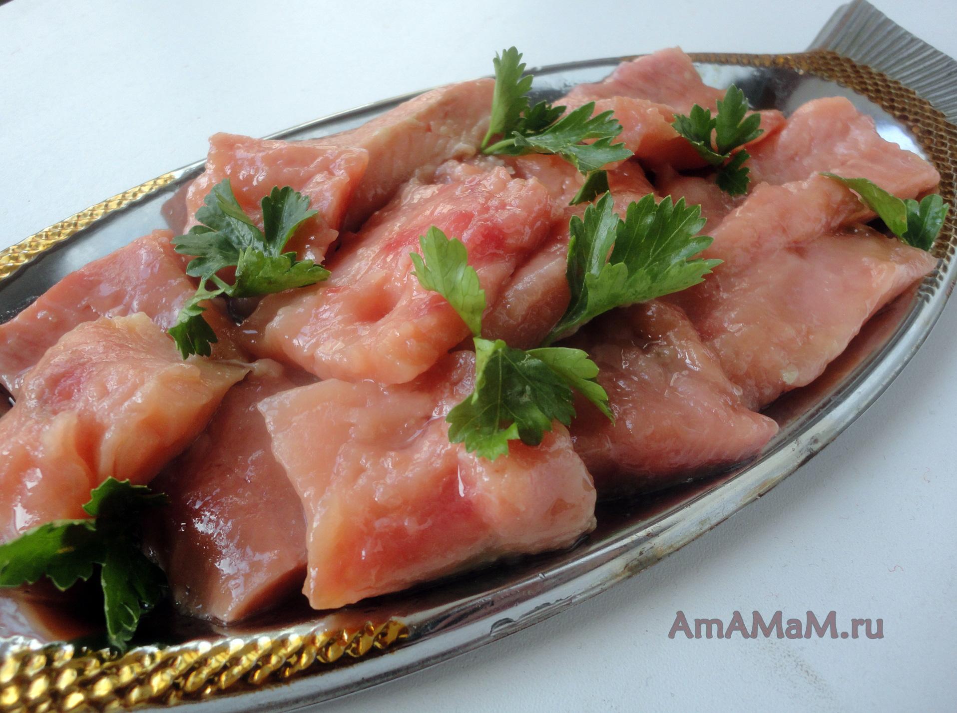 что можно приготовить из красной рыбы горбуши