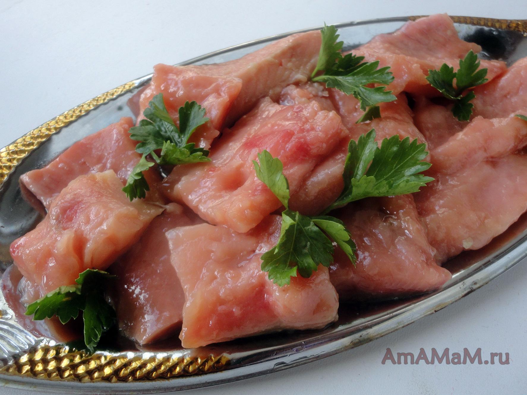 Вкусная домашняя соленая рыба горбуша