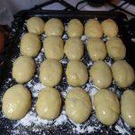 Пирожки на противне - рецепт выпечки в духовке