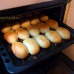 Фото румяных домашних пирожков в духовке и рецепт