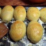 Приготовление тыквенных пирожков - простой рецепт (сладкие)