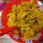 Фото и рецепт начинки из тыквы
