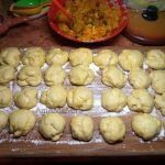 Фото теста на пирожки и рецепт приготовления