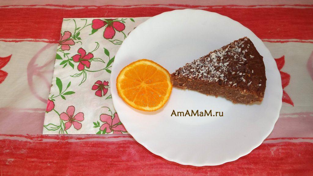 Как делают бисквит с топленым молоком - рецепт шоколадного пирога