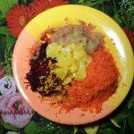 Приготовление варенья из свеклы с морковкой и яблоком