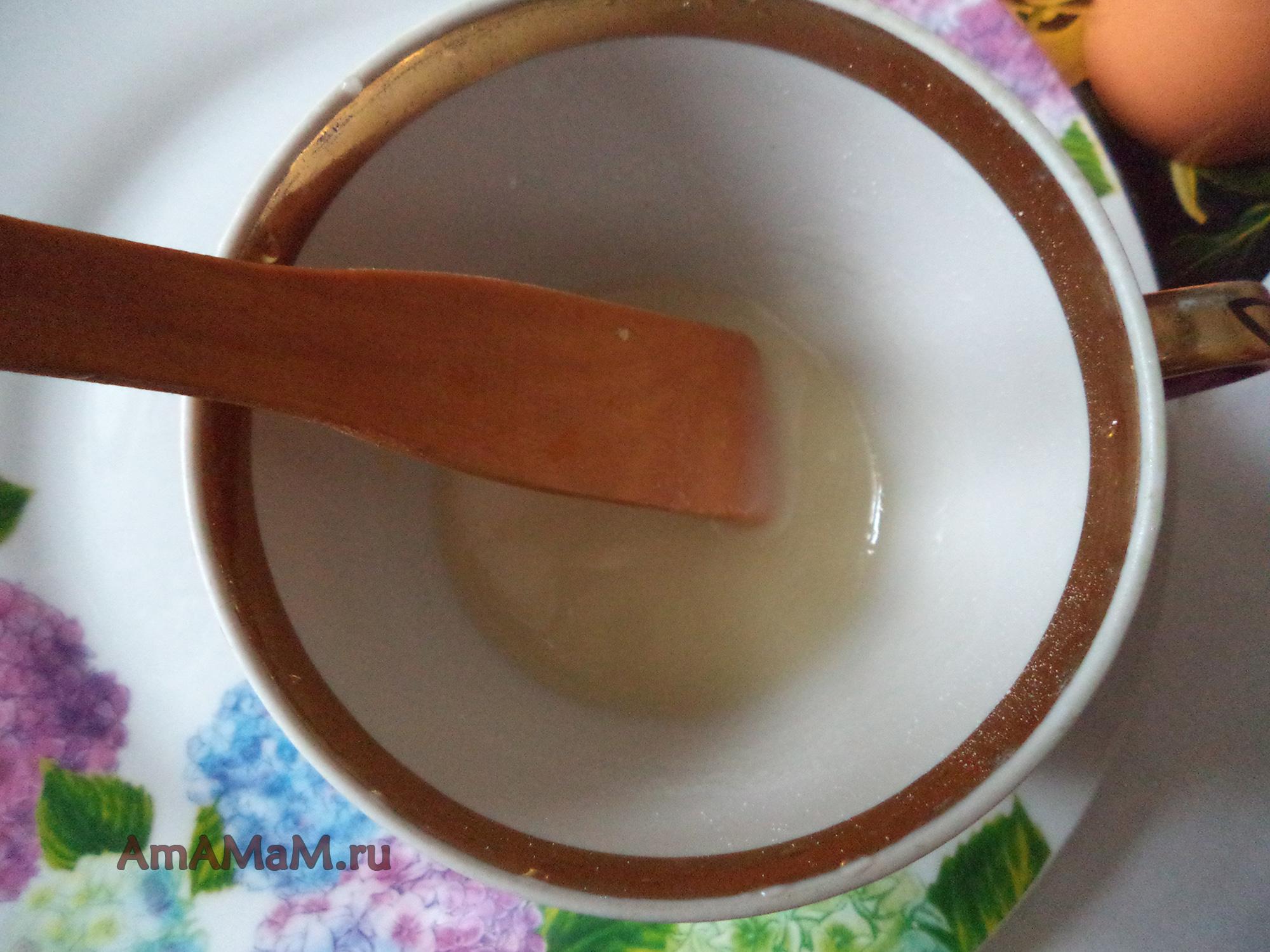 Как сделать сахарную пудру фото с рецептом