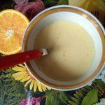 Как делают крем с кукурузной мукой - фото и рецепт