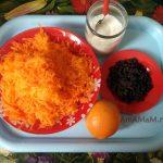 Фото и рецепт приготовления начинки для пирожков из тыквы