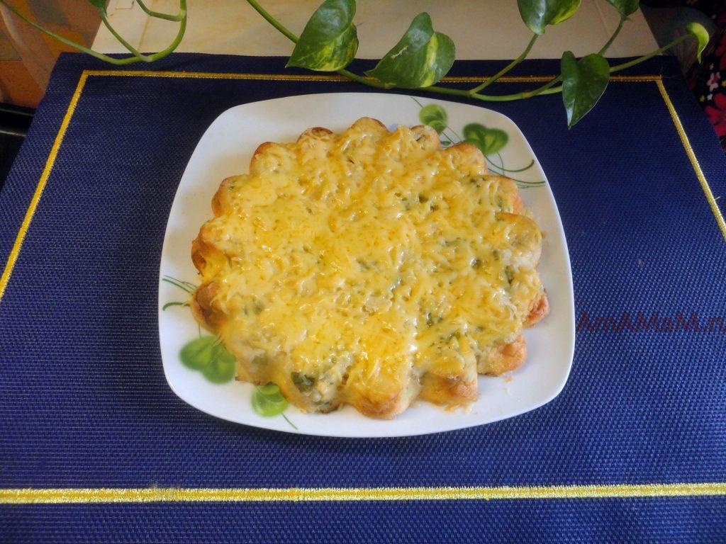Рецепт капустной запеканки с пошаговыми фото