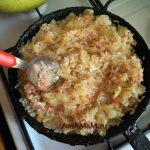 Жареный рис с капустой - простой рецепт и фото пошаговые