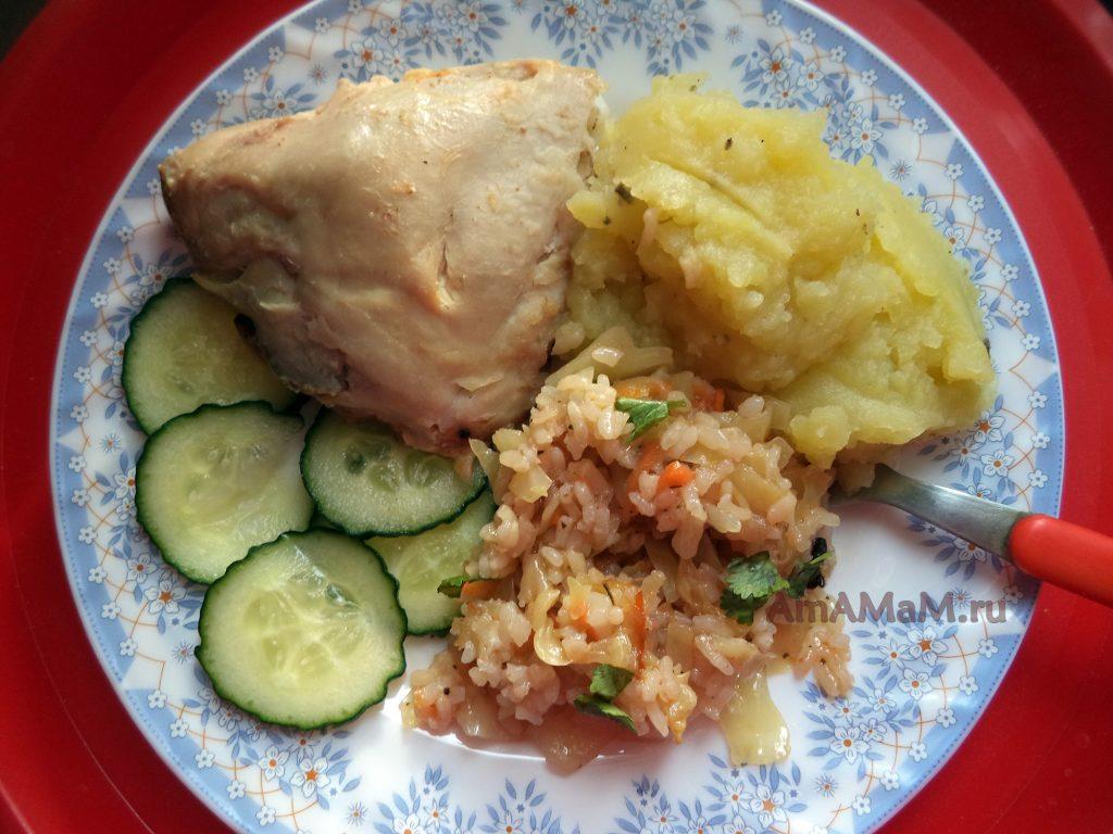 Домашние обеды - рецепты