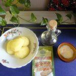Рецепт картофеля в кунжуте - что требуется