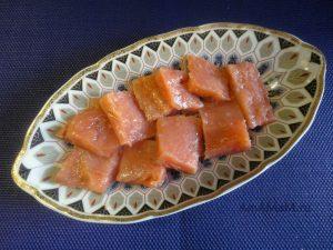 Домашний посол кеты- рецепт с пошаговыми фото