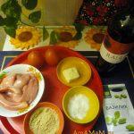 Состав продуктов для запеканки с молоками горбуши