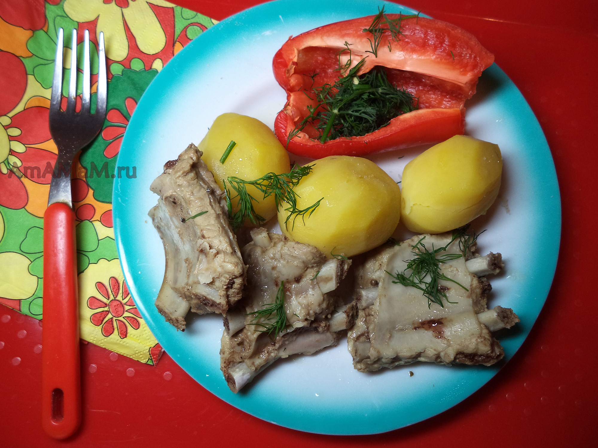 Свиные ребрышки  рецепты с фото на Поварру 115 рецептов
