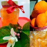 Бергамот – варенье и мармелад