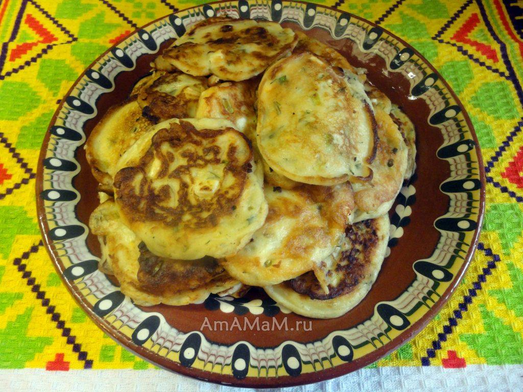 Рецепты домашних оладий - вкусно и просто