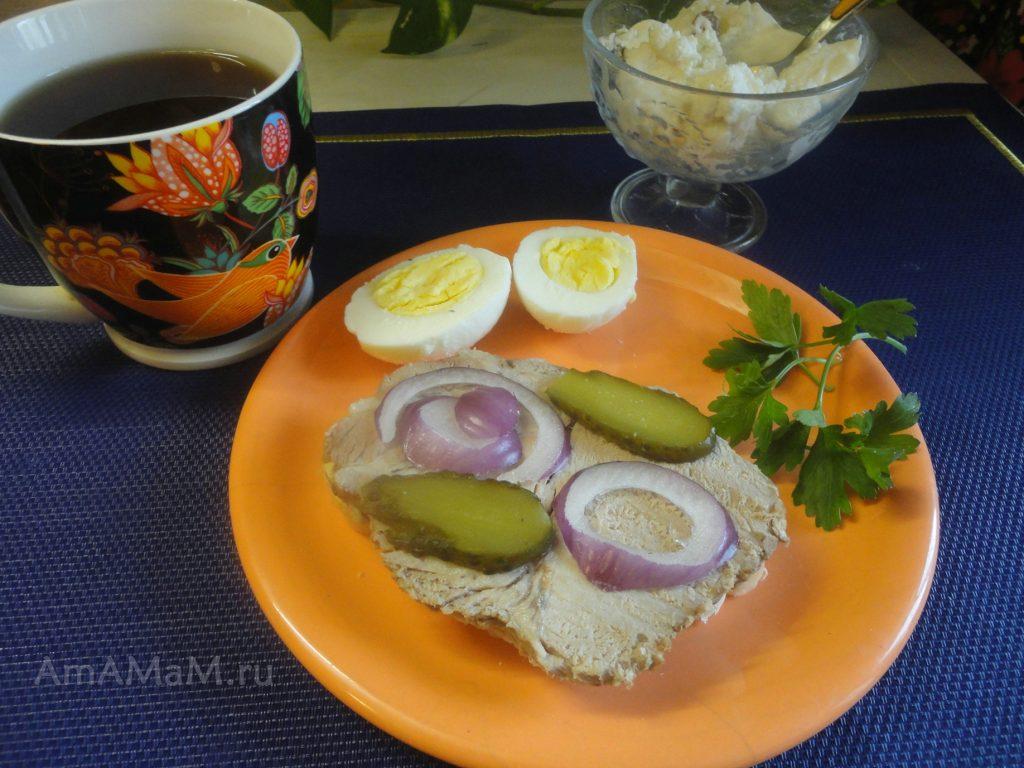 Что поджать на завтрак - домашние рецепты
