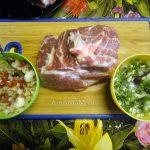 Как делают буженину-фото и рецепт запекания в духовке