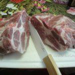 Фото свиной шейки и рецепт буженины