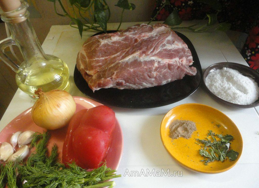 Рецепт буженины - приготвление в домашних условиях своими руками