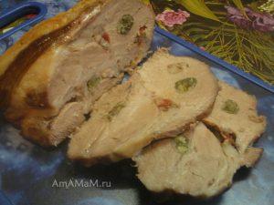 Рецепт буженины в духовке без обжарки