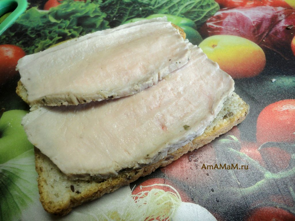 Рецепты из свиного карбонада с фото
