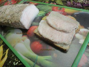 Рецепт приготовления свиного карбонада в духовке в горчице