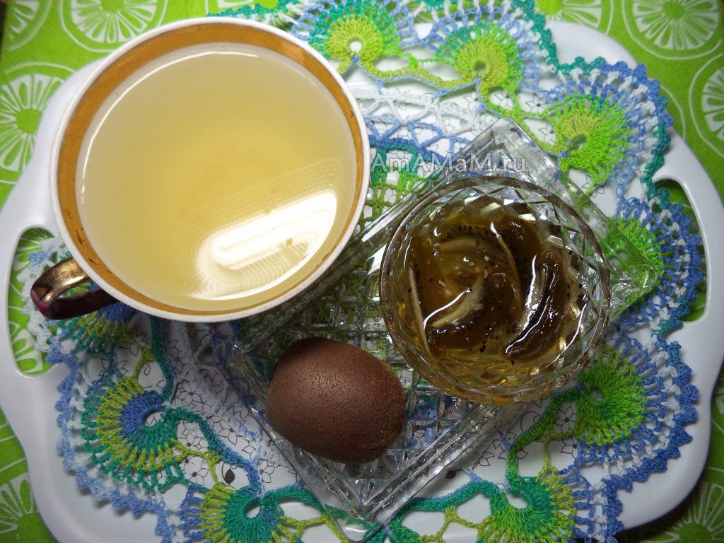 Заготовки из киви - рецепты