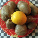 Киви с лимоном - рецепт варенья