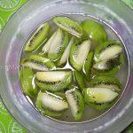 Киви дольками - рецепт варнья типа цукатов в сиропе