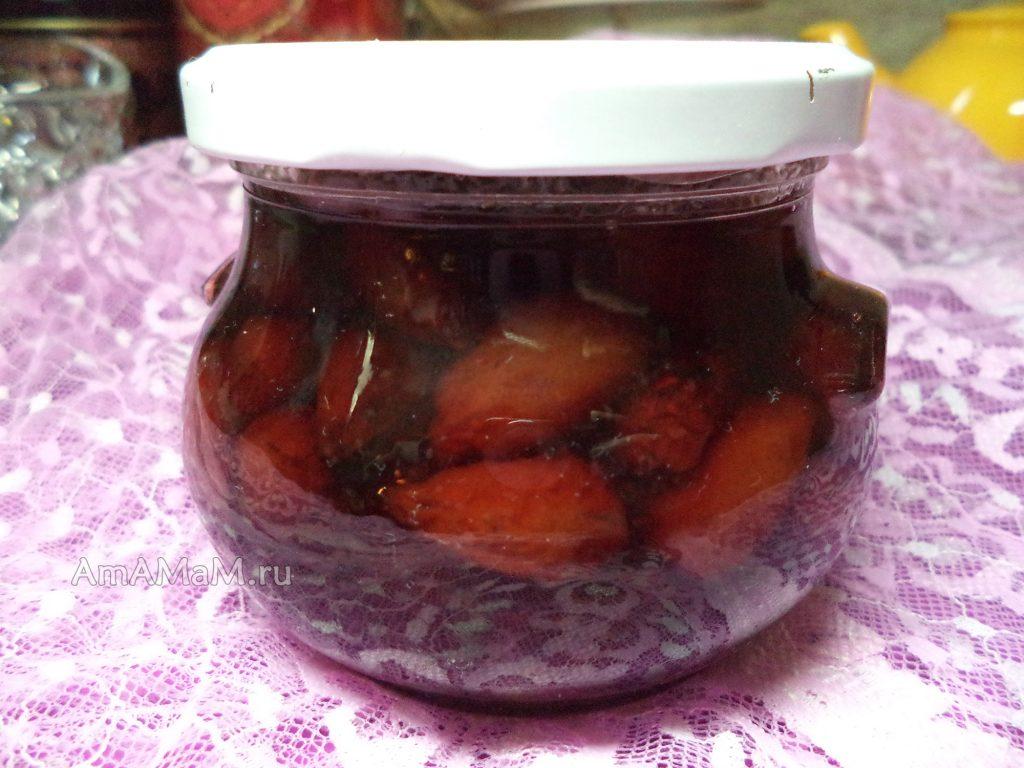Рецепт варенья из кизила и фото
