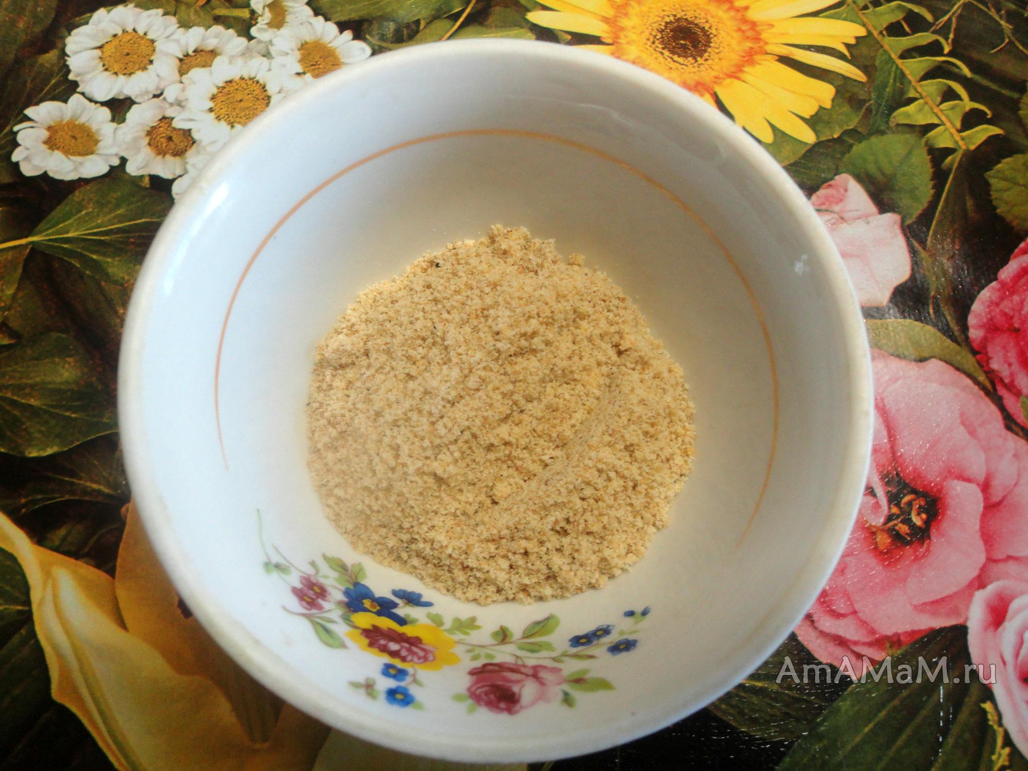 котлеты в духовке рецепт из фарша с гречкой