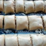 Как печь назуки - рецепт восточного печенья
