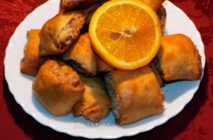 Назук - армянская сладость, рецепт приготовления и офто