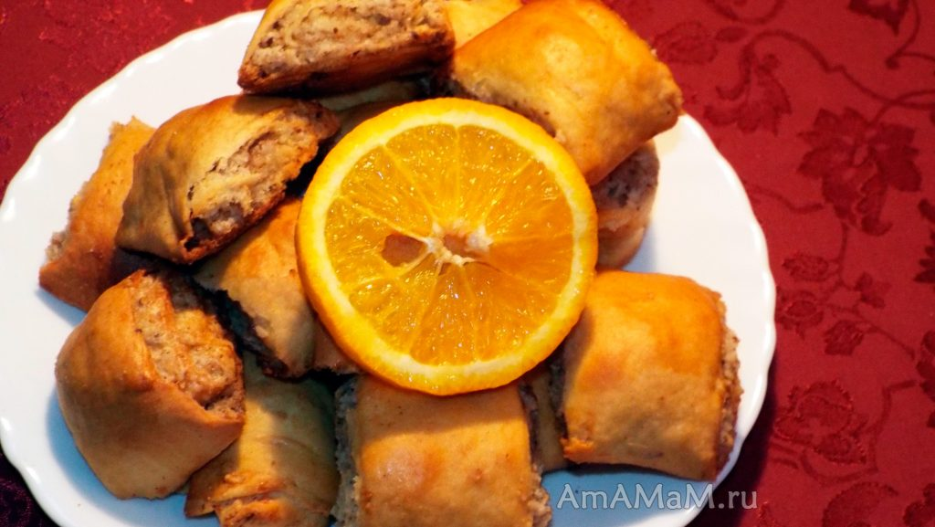Вкусное армянское печенье назук - рецепт и фото