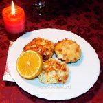 Сырники с изюмом и шафраном