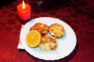 Сырники - рецепт с изюмом и шафраном