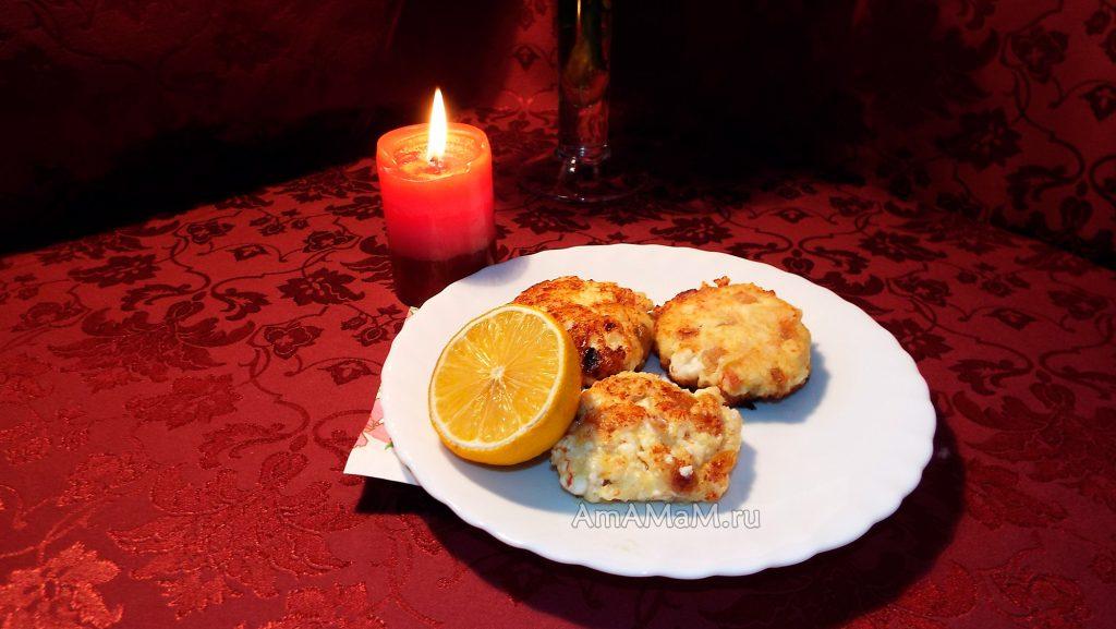 Сырники с манкой и изюмом - фото и рецепт приготовления