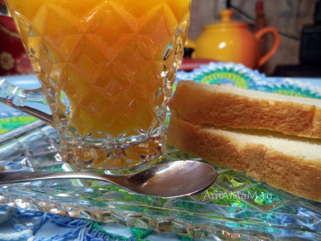 Греческое варенье из апельсинов и яблок - рецепт и пошаговые фото