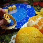 Варенье из апельсиновых корочек завитушками - рецепт и фото приготовления