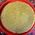 Насыпной пирог в силиконовой форме - фото и рецепт