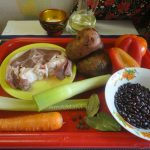 Что нужно для супа из фасоли и баранины