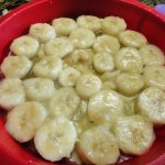 Слои бананового пирога - фото