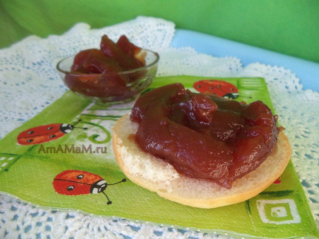 Как консервируют клубнику - рецепт джема или повидла