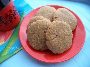 Домашнее печенье - песочное, сахарное, койфейное