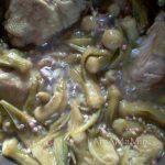 Курица и бамия - рецепт греческой кухни