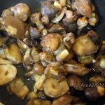 Жарим маслята - рецепт для замороженных грибов