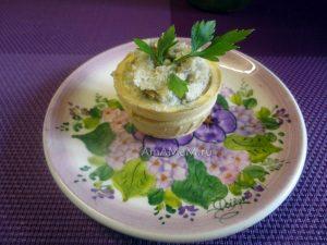Приготовление грибного паштета - рецепт с фото