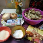 Что нужно для рецепта грибного паштета из вешенок - состав и способ приготовления
